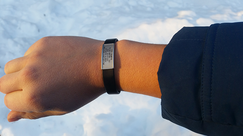 Medical Alert Bracelet Product Review: Road ID - T1D Living