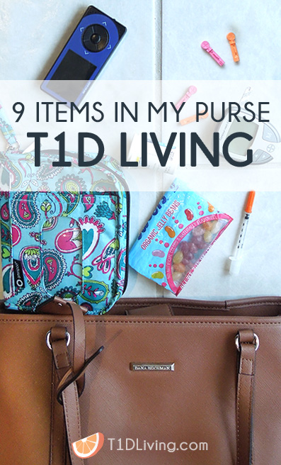 Pinterest what's in my purse