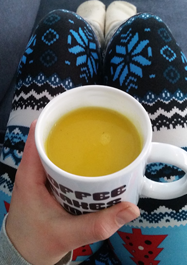 Golden Milk Turmeric