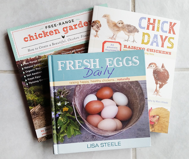 backyard chicken book recommendations
