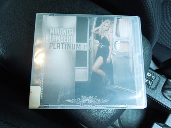Friday Favorites Miranda Lambert CD