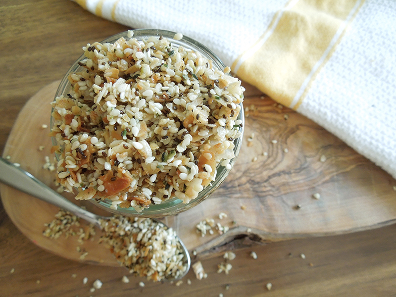 Keto Granola Dust Recipe