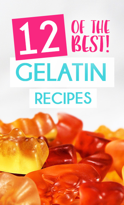 12 of the best gelatin recipes from the web pinterest