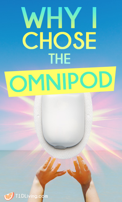 Why I Chose The Omnipod pinterest