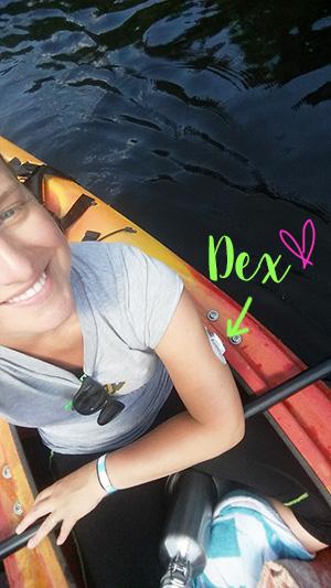 company kayaking 2