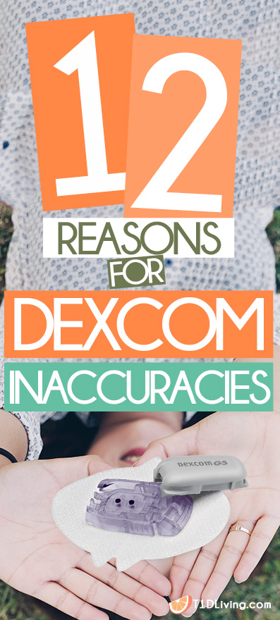 12-Reasons-for-Dexcom-Inaccuracies-Pinterest