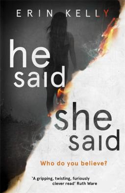 Fall Reading List 2017 He Said She Said