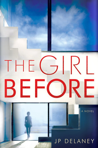 Fall Reading List 2017 The Girl Before