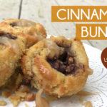 Lower Carb Paleo Cinnamon Buns GF DF