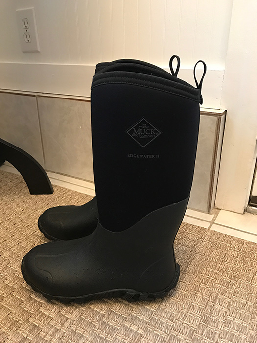 FF 25 muck edgewater boots
