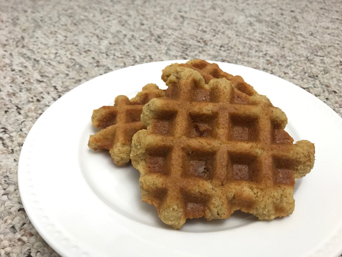 Low Carb Paleo Waffles 02