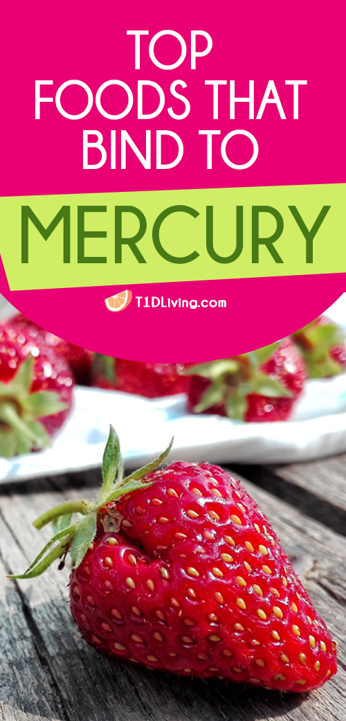 Foods that bind to mercury pinterest