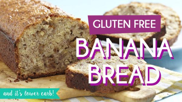 Gluten Free Banana Bread Recipe Paleo