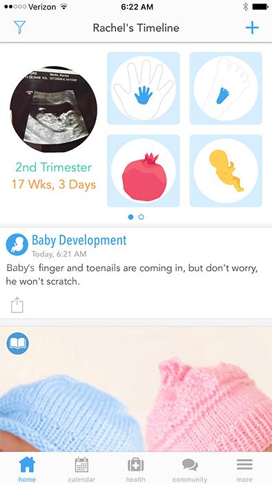 Ovia-Pregnancy-App