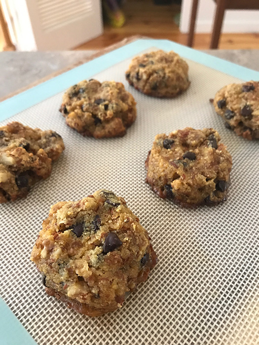 almond pulp cookies low carb