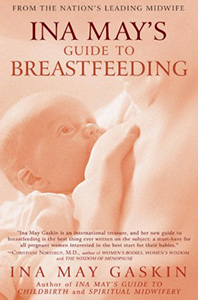 favorite books ina mays breastfeeding