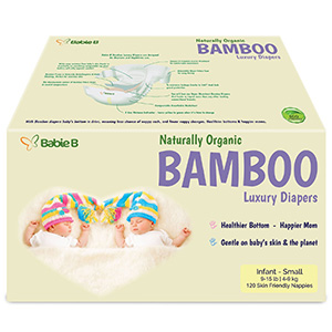 natural baby registry bamboo diapers