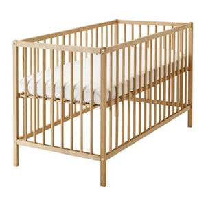 natural baby registry crib