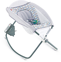 natural baby registry rock-n-play