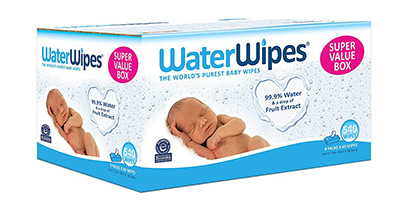 natural baby registry water wipes