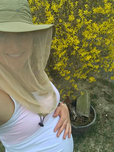 Friday Favorites Bug Net Hat