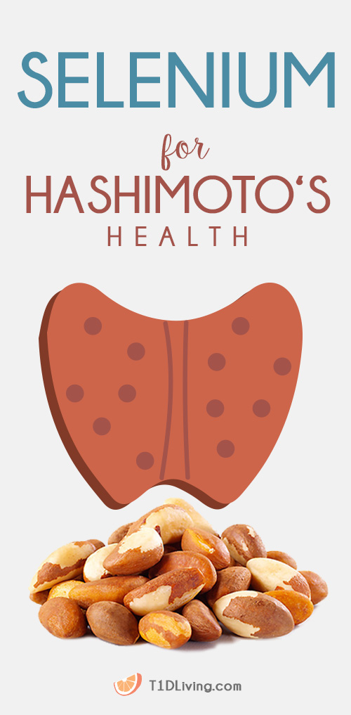 Selenium for Hashimotos Health Pinterest