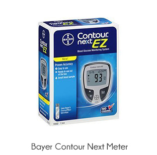 Shop Diabetes Supplies Bayer Contour Next Meter