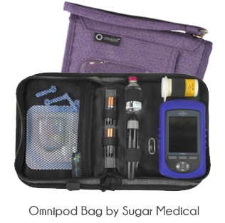 Shop Diabetes Supplies Omnipod Bag Sugar Medical