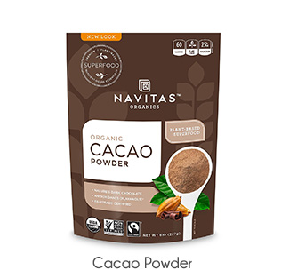 Shop Nutrition cacao powder