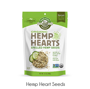 Shop Nutrition hemp heart seeds