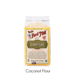 Shop Nutrition coconut flour