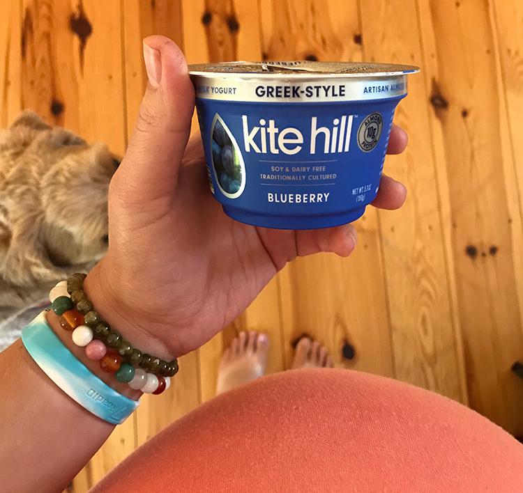 friday favorites kite hill yogurt