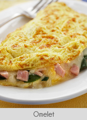low carb breakfast ideas omelet