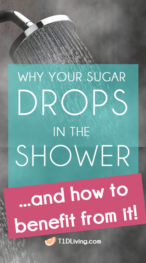 sugar drops in shower pinterest