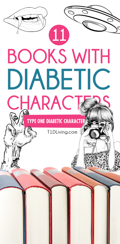 11-Books-With-Diabetic-Characters-Pinterest