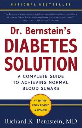Dr Bernstein's Diabetes Solution Book