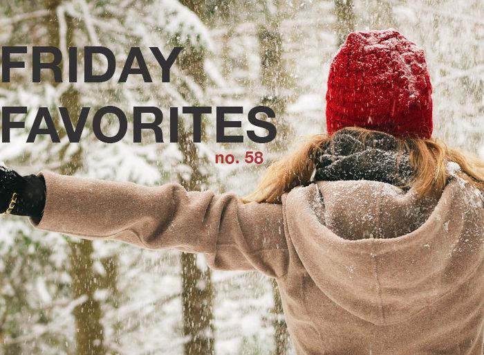 Friday favorites series t d living