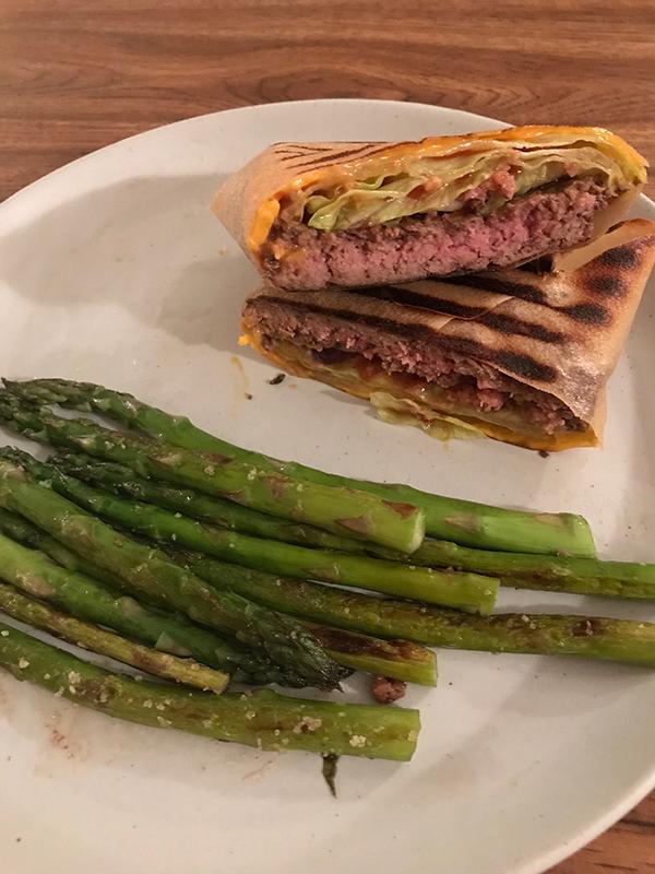 burger sandwich
