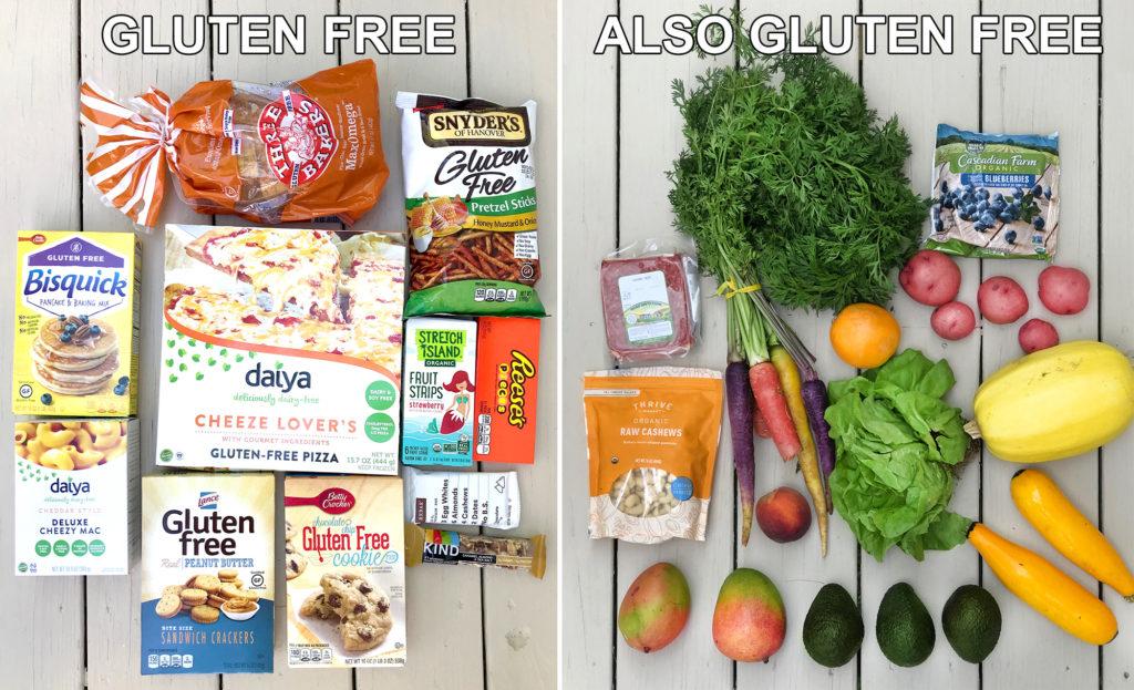 Gluten Free, Also Gluten Free