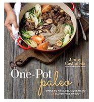books cookbook one pot paleo