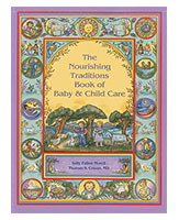 nourishing traditions of baby childcare