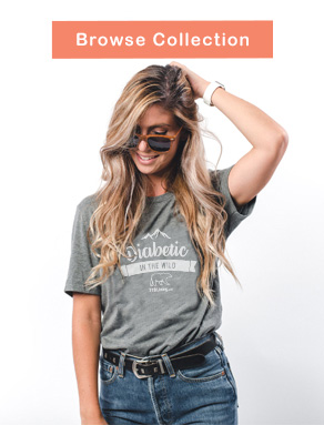T1D Living Shirts and Apparel