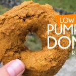 low carb pumpkin donut recipe paleo