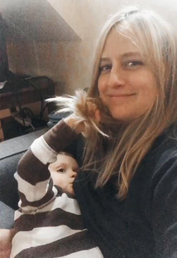 breastfeeding toddler 2